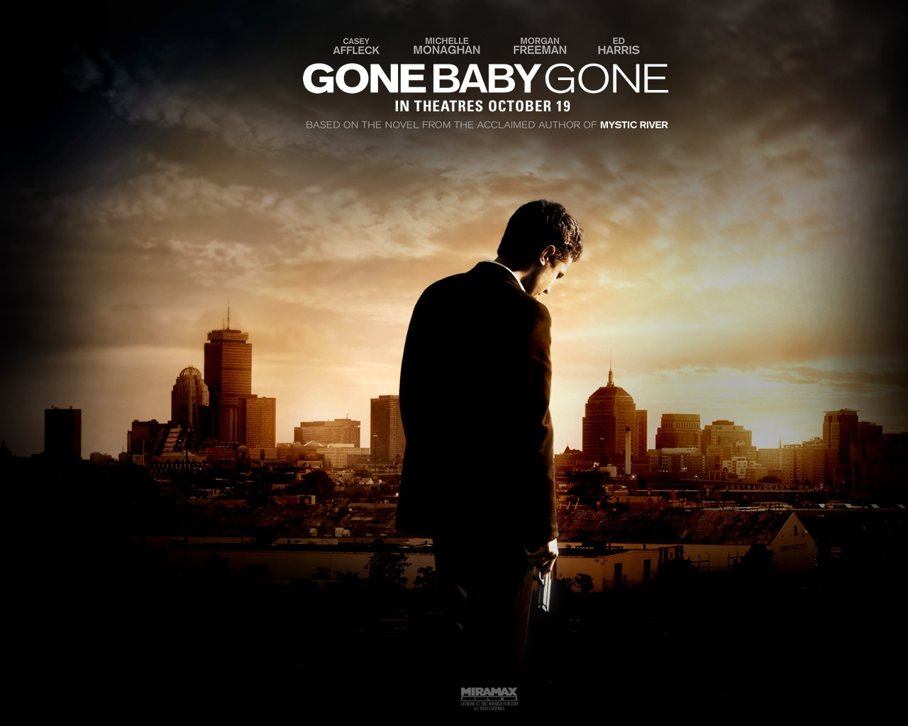 gone baby gone Vanished, in this complex and unsettling fourth case for pis patrick kenzie and  angie gennaro (after sacred, 1997) is four-year-old amanda mccready, taken.